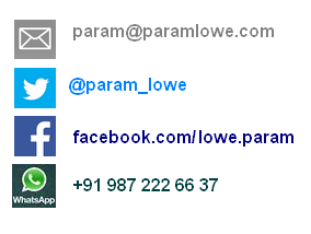 social contacts of Param Lowe