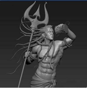 Bollywood hunk as Lord Shiva